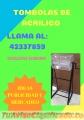 TOMBOLAS DE ACRILICO EXCELENTES ACABADOS LLAMA AL:42337859