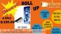 Roll UP CON EXCELENTES ACABADOS COMUNÍCATE AL: 42337859