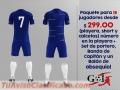VENTA de UNIFORMES Deportivos