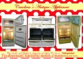 The best in repair and sale of  Carolina antique ampliances.