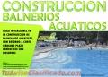 CONSTRUCTORA AQUA PARK TE OFRECE LA CONSTRUCCION DE TOBOGANES ACUATICOS
