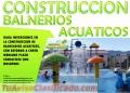 CONSTRUIMOS ESPACIOS DE JUEGOS ACUÁTICOS SEGUROS Y DIVERTIDOS