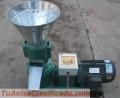 Maquina Meelko para hacer pellets de madera  MKFD150P