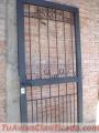 Herreria en gral, herrero, puertas rejas ventanas rejas portones cerramientos seguridad