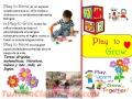 Programa de inmersion en Ingles para niños