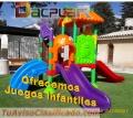 Fabrica de parques y juegos infantiles
