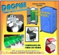 Fabricamos butacas basureros y mas productos