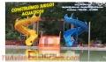 Constructores de toboganes acuaticos juegos y parques recreacionales
