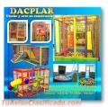 Fabricantes de juegos infantiles en Bolivia
