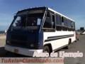 Se vende autobús Chevrolet en buenas condiciones
