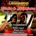 MAESTRO LEONARDO - HECHIZOS DE ALEJAMIENTO