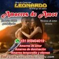 Maestro Leonardo te ayudará en tus problemas de amor