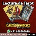 Tarot personalizado - Leonardo