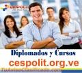 Es hora de aprender con los mejores Diplomados y Cursos Online del Politécnico CESPOLIT