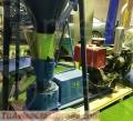 Peletizadora 260 mm 35 hp DIESEL para concentrados balanceados 450-600 kg/h - MKFD260A