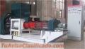Extrusora para alimento de peces 1800-2000kg/h 132kW - MKED200B