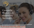 CAMPAÑA PARA CALL CENTER PRODUCTOS NATURALES