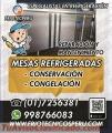 Calidad «7256381» técnicos MESAS REFRIGERADORAS- Visicooler «Surquillo»