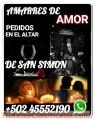 BRUJO DEL AMOR DE LOS AMARRES ETERNOS +502 45552190