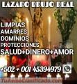BRUJO CURANDERO LAZARO BRUJO REAL +502 45384979 +001 45384979