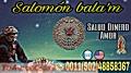 SALOMÓN BALA'M Brujo Maya SALUD DINERO AMOR