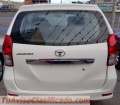 Toyota avanza año 2013