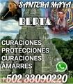 BRUJA INDIGENA DE LOS TRABAJOS REALES EN GUATEMALA +502 33090220