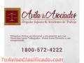ATENCIÓN MEDICA GRATUITA 1800-572-4222.