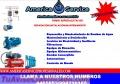 ASITENCIA TECNICA EN BOMBAS DE AGUA  -4465853 LA MOLINA