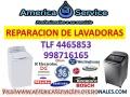REPARACION DE LAVADORAS LG TLF 4465853 LA MOLINA, SURCO, MIRAFLORES, SAN ISIDRO