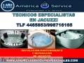 ESPECIALISTAS EN JACUZZI,PISCINAS,SAUNAS TLF 4465853