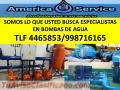 Profesionales Enbombas De Agua. Pedrollo, Hidrostal, Myers, Espa Tlf 4465853