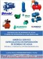 REPARACION Y MANTENIMIENTO DE BOMBAS DE AGUA. TLF 4465853/998716165