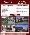 Venta de Casas Zona 16 Jarisa Bienes Raices