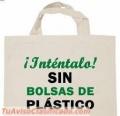 BOLSAS PUBLICITARIAS ECOLÓGICAS