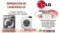 Servicio tecnico lavadora lg 4457879