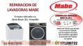 Servicio tecnico lavadora mabe 4457879