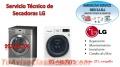 Servicio tecnico de secadoras lg 4457879