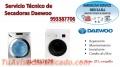 Servicio tecnico de secadoras daewoo 4457879