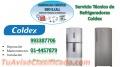 Servicio tecnico refrigeradoras 4457879