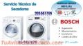 Servicio tecnico de secadoras bosch 4457879