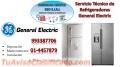 Servicio tecnico refrigeradoras general electric 4457879