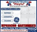 Mantenimentos calificado de secadora genero electric, la victora  01-4804581