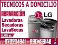 Reparación general  lg, en san martin de porres 01-4804581
