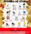 Ofertas de otoño