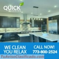 Apartment Cleaning Service in Chicago - affordable apartment cleaning price