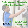 Professional Cleaning Service | SameDay House Cleaning Chicago
