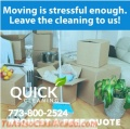 Professional clean service in Chicago