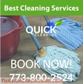 Cleaning service in Chicago