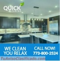 Top rated cleaning service company in Chicago
